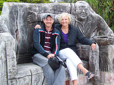 Terry & Mom
