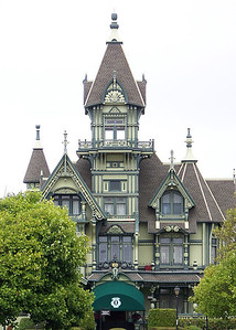 The Carson Mansion