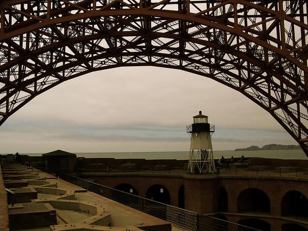 Golden Gate Light