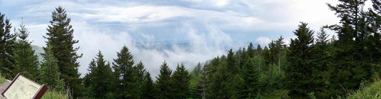 Blue Ridge Panorama